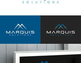 #34 for Develop a Corporate Identity for Marquis Solultions by Mechaion