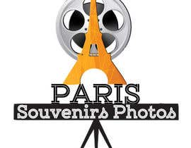 nº 21 pour Logo for photographer in Paris par lakshay2996