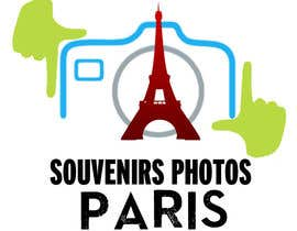 nº 23 pour Logo for photographer in Paris par lakshay2996
