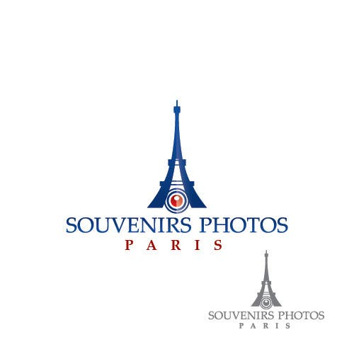 Contest Entry #14 for Logo for photographer in Paris
