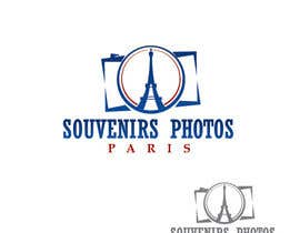 #22 para Logo for photographer in Paris por logoford