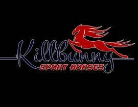nº 31 pour Design a Logo for a business that produces sport horses par Allicracel