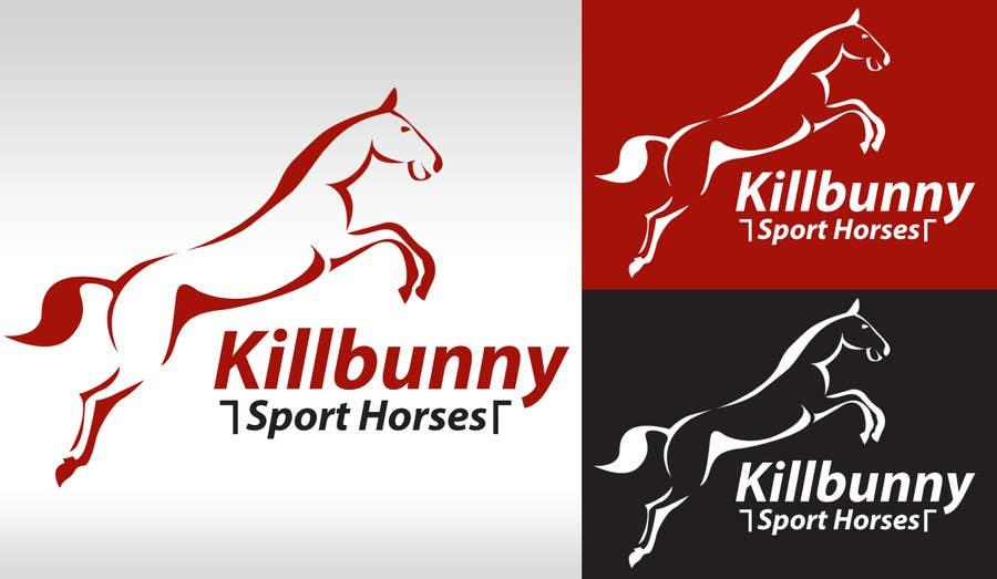 Penyertaan Peraduan #34 untuk Design a Logo for a business that produces sport horses