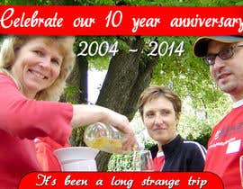 #110 for Design a Banner for our 10 year anniversary by tahira11
