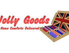 #84 para Design a Logo for Jolly Goods por kestes93