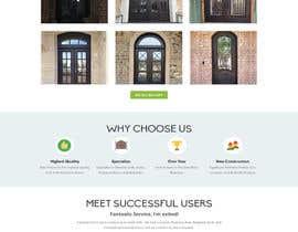 Nro 4 kilpailuun Modernize/Redo existing website. käyttäjältä davidnalson