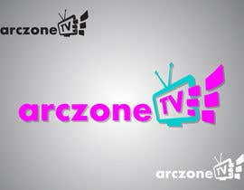 #17 para Design a Logo for ARCZONE TV por kapartners