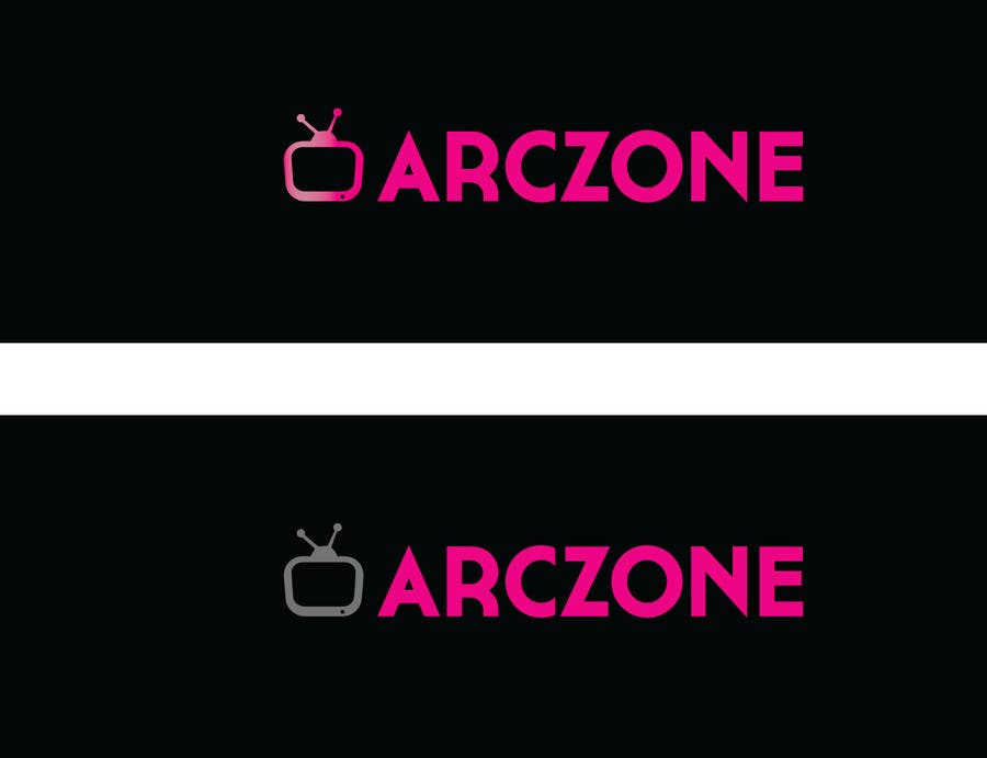 Contest Entry #3 for Design a Logo for ARCZONE TV