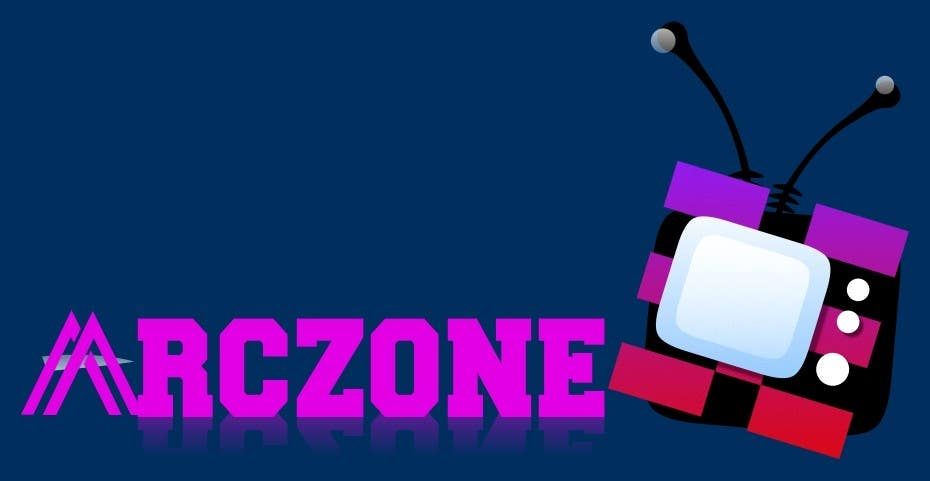 Contest Entry #1 for Design a Logo for ARCZONE TV