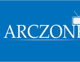 #8 para Design a Logo for ARCZONE TV por jollydayal