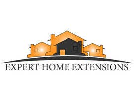 Nro 38 kilpailuun Design a Logo for Expert Home Extensions - Construction business in the U.K. käyttäjältä selldesign