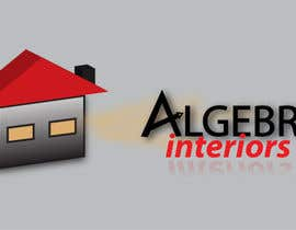 #235 para Logo Design for Algebra Interiors por Geshaaa