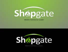 #98 for Design a Logo for Shopgate.com by greatdesign83