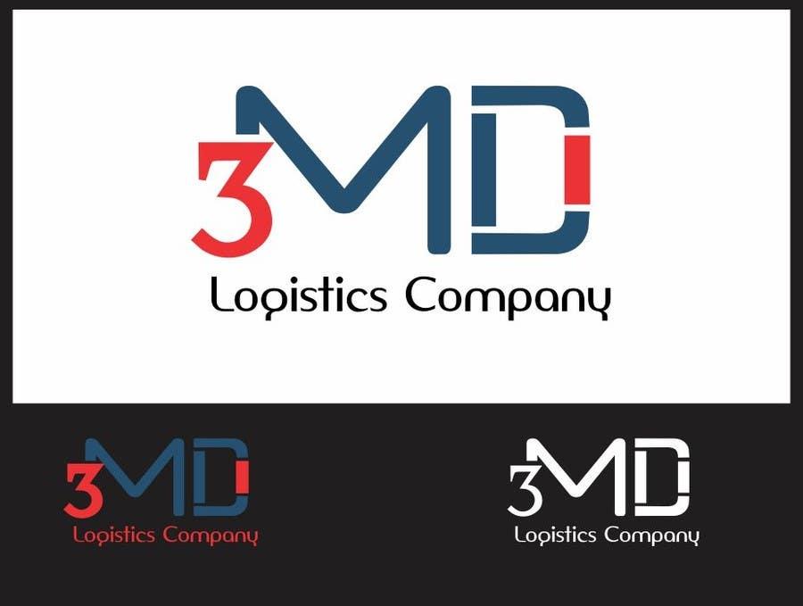 Bài tham dự cuộc thi #70 cho Design a Logo for Trucking/Logistics company