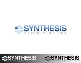nº 159 pour Logo Design for Synthesis Consulting Inc par karimkhafaji