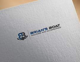 Nro 92 kilpailuun Design a Logo for Brians Anchors käyttäjältä Bwifei24
