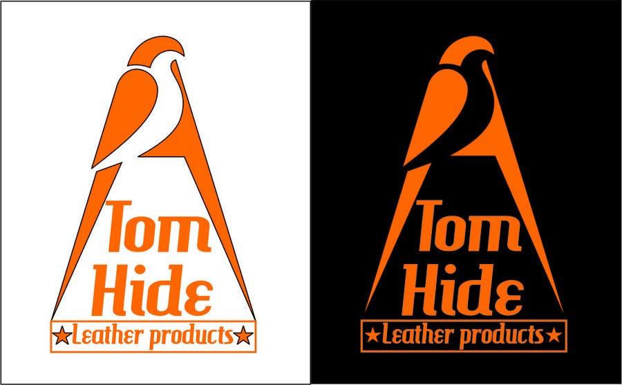 Inscrição nº                                         28                                      do Concurso para                                         Logo design for vintage inspired leather small goods design and craftsman