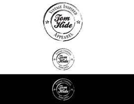 #136 para Logo design for vintage inspired leather small goods design and craftsman por Ani032