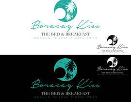 #325 for Design a Logo for Boracay Kiss - The Bed and Breakfast by Mechaion