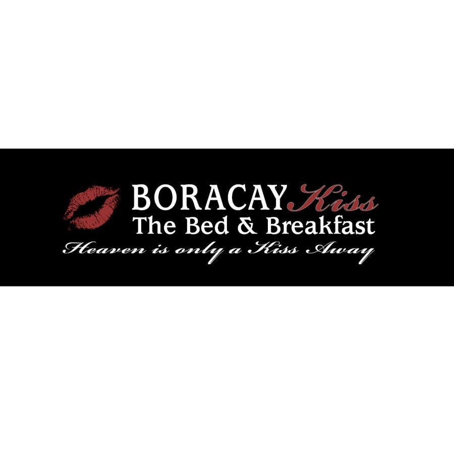 Contest Entry 61 For Design A Logo Boracay Kiss
