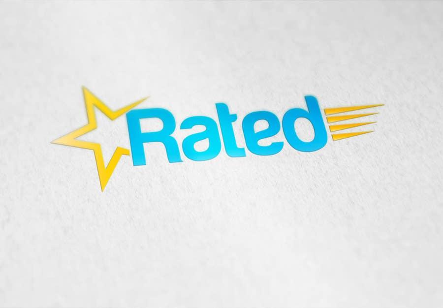 Inscrição nº 159 do Concurso para Design a Logo for Rated.com