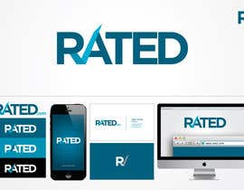 #127 for Design a Logo for Rated.com by jethtorres
