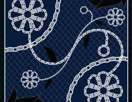 Nro 33 kilpailuun Design a silk scarf for some Fashion käyttäjältä Zeeuuss