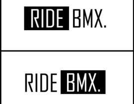 Nro 4 kilpailuun Design a Logo & Come up Mini BMX Brand Name käyttäjältä NickBalmer