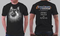 Contest Entry #16 for Highly Skilled Designer To Design K9 Shirt