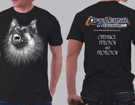 #16 for Highly Skilled Designer To Design K9 Shirt af antaresart26
