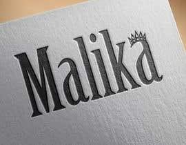 #107 for Design Logo for Malika by marcelorock