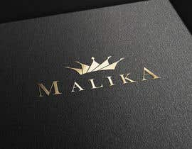 #70 for Design Logo for Malika by nmdxb7