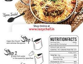 adrizing tarafından Design a Label for Food Product için no 24