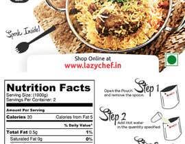adrizing tarafından Design a Label for Food Product için no 32