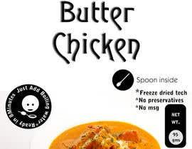 Sambitpanda1987 tarafından Design a Label for Food Product için no 25