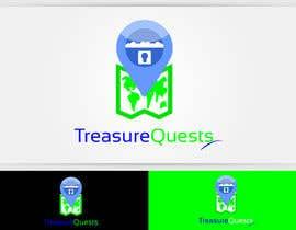 Nro 44 kilpailuun Design a logo for a treasure hunt business käyttäjältä javvadveerani