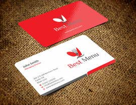 #33 untuk Design some Business Cards for Catering Company oleh ezesol