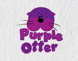 #26 para Design a Logo for Purple Otter Business Wiritng Co. por adelaidejesus