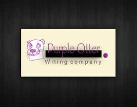 nº 18 pour Design a Logo for Purple Otter Business Wiritng Co. par BenVernon
