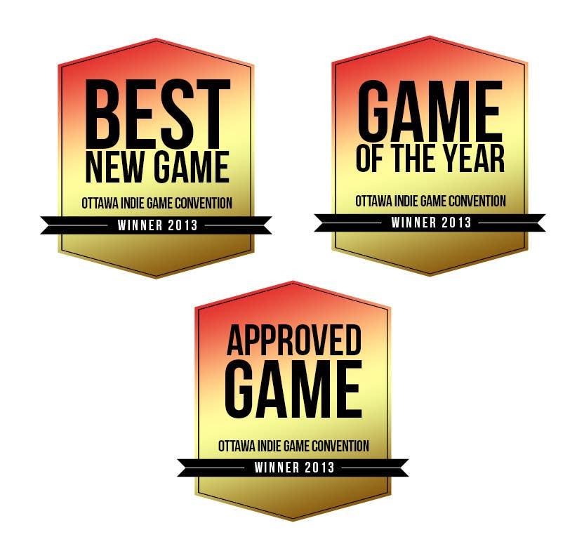 Inscrição nº 7 do Concurso para I need some Graphic Design for Award Badges
