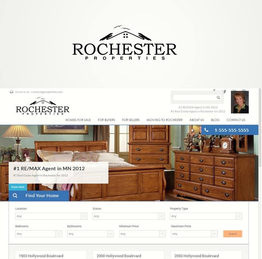 Bài tham dự cuộc thi #83 cho Design a Logo for a Real Estate Company