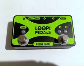 Nro 11 kilpailuun Design Graphics for Guitar Pedals käyttäjältä jonAtom008