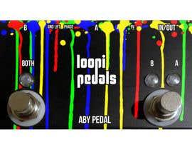 Nro 9 kilpailuun Design Graphics for Guitar Pedals käyttäjältä sarinkavinda