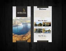 #5 para Brochure Design for Howlong Country Golf Club por F5DesignStudio