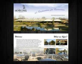 #6 для Brochure Design for Howlong Country Golf Club от F5DesignStudio