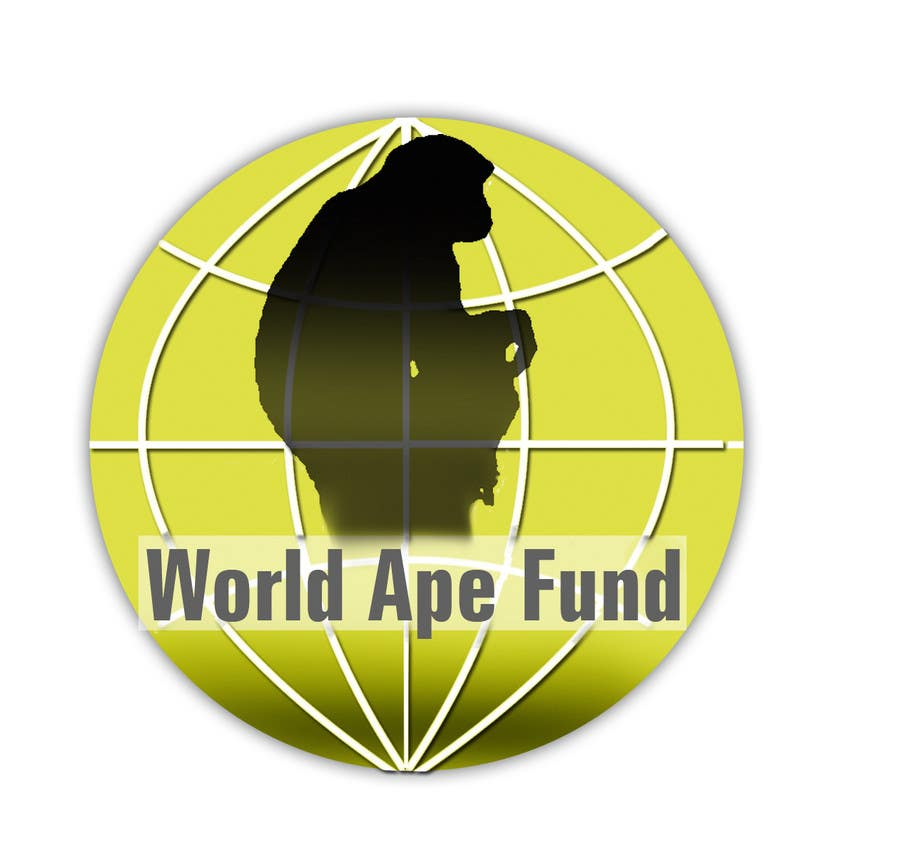 Proposition n°10 du concours Design a logo for the not-for-profit World Ape Fund