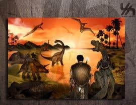 merybaez tarafından Design a Dinosaur Land T-Shirt için no 40