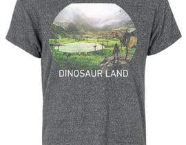 #18 for Design a Dinosaur Land T-Shirt by gevorgchepchyan