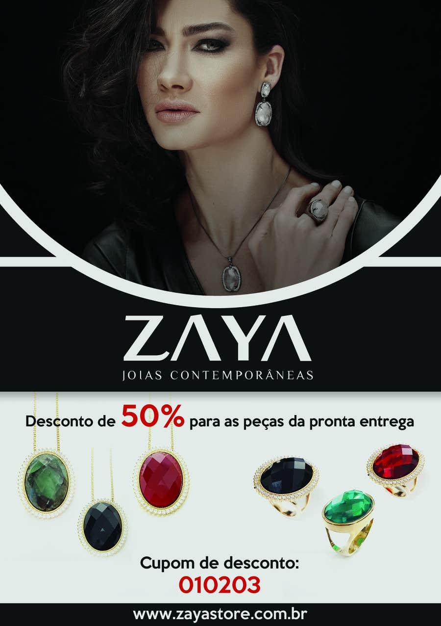Contest Entry #                                        2                                      for                                         Flyer Zaya