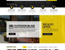 nikil02an tarafından Re-design a website (Landing page for home and content pages) için no 79
